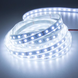 Image 4 - 1 m/2 m/3 m/4 m/5 m IP67/IP68 Waterdichte LED Strip 5050 DC12V 60 LED/M Hoge Kwaliteit Silicon Buis Outdoors/Onder Water LED Strip