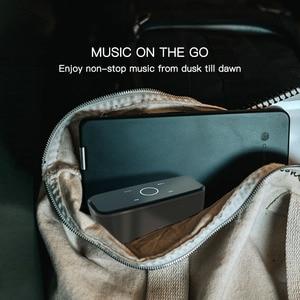 Image 5 - דוס SoundBox מגע בקרת Bluetooth רמקול 2*6W נייד אלחוטי רמקולים סטריאו צליל תיבת עם בס מובנה מיקרופון