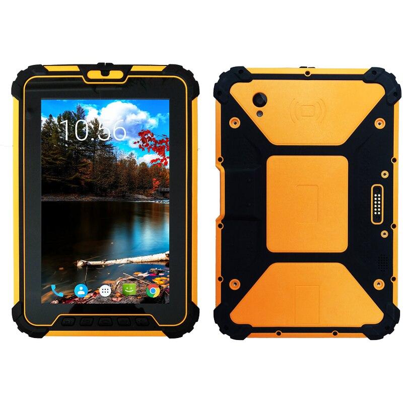 Swiftautoid SA T9680-UF08U con RFID UHF Funzione Per IP67 Robusto Multi-Funzione di Android 7.1 Tablet Pc Industriale