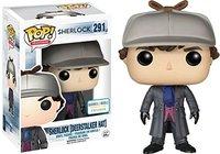 Exclusive Funko Pop Official TV Sherlock Sherlock Holmes Deerstalker Vinyl Figure Collectible Model Toy With Original