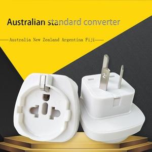 Image 4 - 1PC 10A 250V Electric Plug power Socket Adapter Australia Travel Adapter EU US TO AU socket AC Power Charger Converter