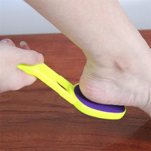 1pc random color Two-sided Clean Foot Stone Hot Skin Foot Clean Scruber Hard Skin Remover Scrub Pumice Stone foot care