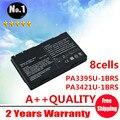 8 клетки лэптоп аккумулятор для Toshiba спутниковый M30X M35X M40X серии PA3421U-1BRS PA3395U-1BRSFree