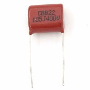 Image 5 - Mcigicm 1000 Stuks 1 Uf 105 400V Cbb Polypropyleen Film Condensator Pitch 15 Mm 105 1 Uf 400V