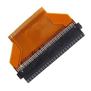 """Image 2 - Sabit disk adaptör fiş 40 pinli ZIF 50 Pin 50 Pin CF dönüştürücü Toshiba HDD için 1.8 """"40pin ZIF HDD SSD to Toshiba CF 50pin adapter2019"""