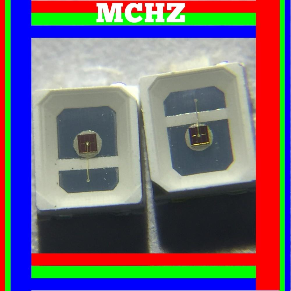 200pcs 2835 3030 0.2w 0.3w 0.4w 0.5w Full Spectrum Plant Lamp 620nm 625nm 520nm 525nm 660nm 460nm 470nm 588nm 605nm 395nm