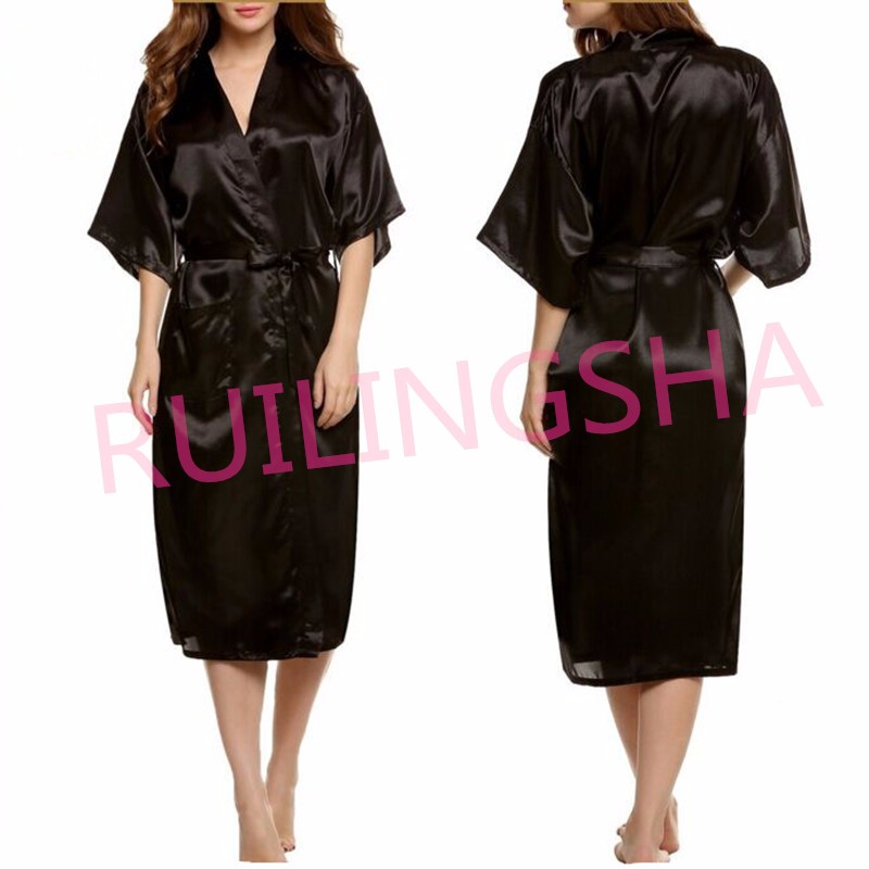 Men's Sleep & Lounge Humorous Men Women Luxury Flannel Coral Fleece Spa Bathrobe Long Kimono Bath Robe Female Thick Sleepwear Peignoir Soft Long Sleeve Gowns High Safety