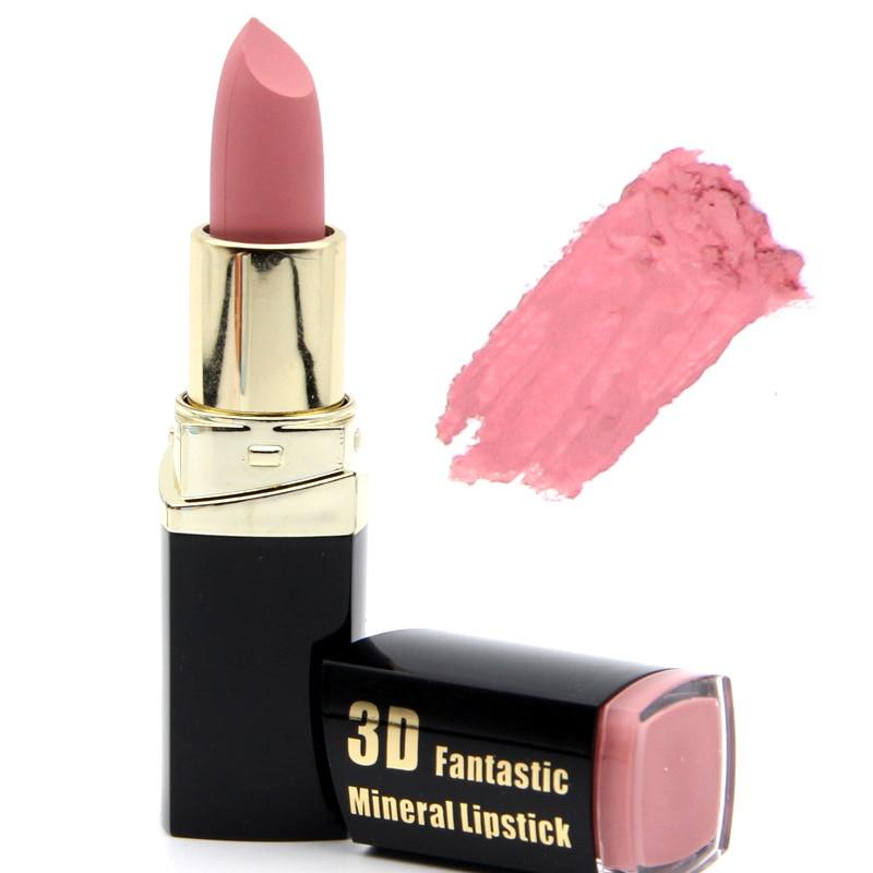 Makeup Waterproof Women Lipstick Cosmetics 18 Color Lip Stick Matte Makeup Long Lasting Nude Matte Lipstick Kit