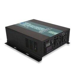 1000 W Onda Senoidal Pura Inversor Solar 24 V 220 V Fora Da Rede Inversor de Energia de Backup Banco de Potência Conversor 12 v/48 V DC para 120 V/230 V/240 V AC