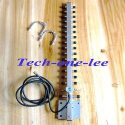 2,4 ГГц антенна Wi-Fi 25dbi RP SMA male WLAN 2,4g Yagi антенна 145 см кабель для усилителя сигнала ретранслятора