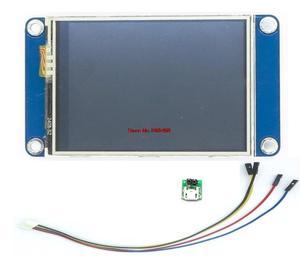 """Image 1 - 2,4 """"Nextion HMI Intelligente Smart USART UART Serielle Touch TFT LCD Panel Display Modul Für Raspberry Pi 2 EIN + B + ARD Kits"""