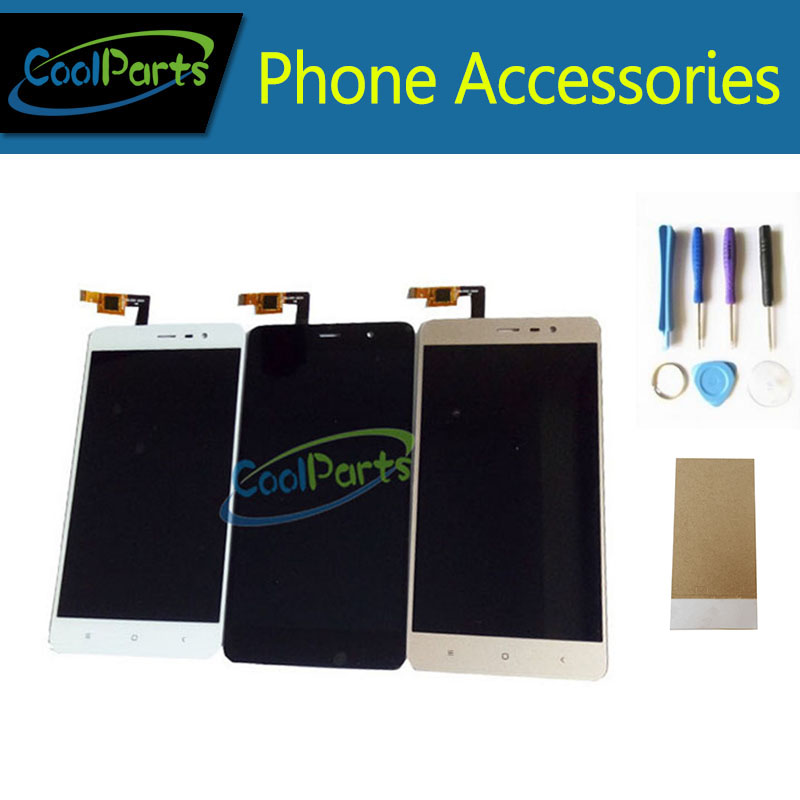 1PC Lot For Redmi Note 3 Pro Note3 Pro 152MM 5 5 LCD Display And Touch