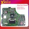 Placa madre para asus k53sv k53s x53sv a53s n12p-gs-a1 mainboard rev 3.1 2 gb de memoria 8