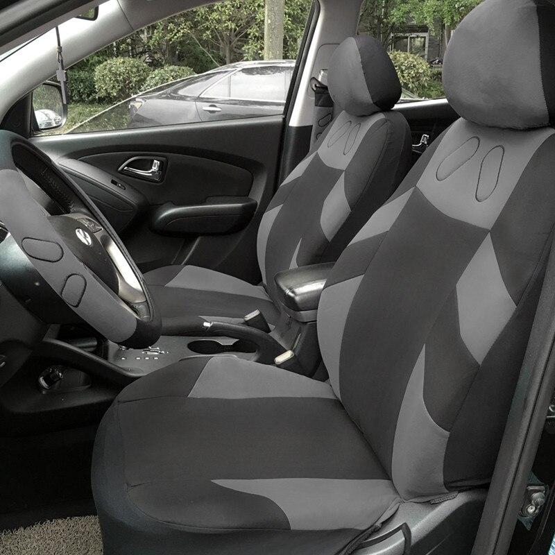 Housse de siège de voiture housses de siège pour Hyundai santa fe solaris sonata tucson 2017 2016 2015 2014 2013 2012 2011 2010 2009 2008 2007