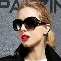 Grade de Design da marca Óculos De Sol Das Mulheres 2016 Pontos de Espelho Retro Óculos De Sol Feminino Óculos de Sol Do Vintage Para Mulheres Senhoras Óculos De Sol