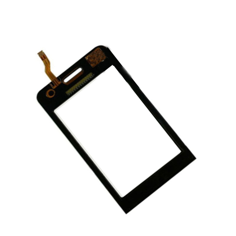 Black For Samsung Wave 723 S7230 Digitizer Touch Screen Panel Sensor Glass Replacement