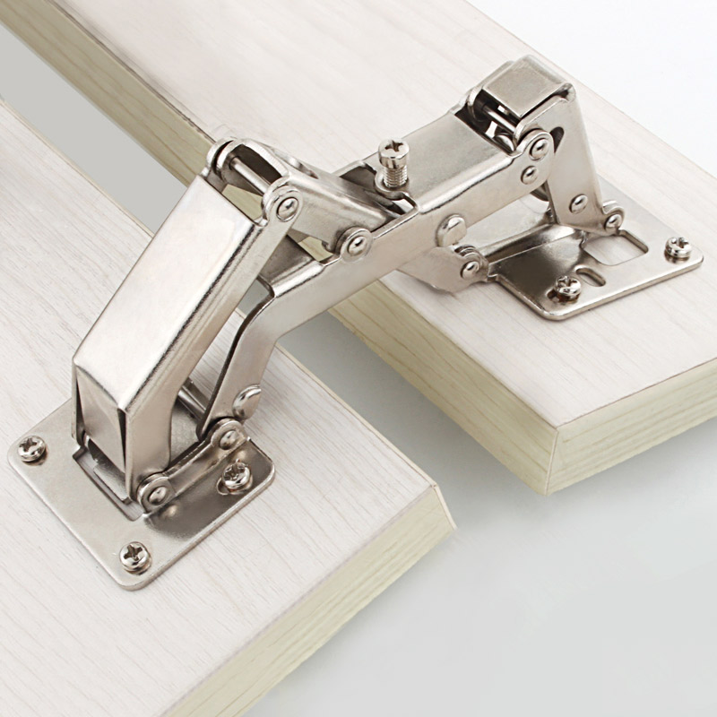 165/170/175Degrees Furniture Cabinet Doors Hinge Special Angle Thick Door Panels No Need Slotting Large Angle Big Hinges 10pcs gold mini butterfly door hinges cabinet drawer jewellery box hinge furniture hinge s diy hardware tools mayitr