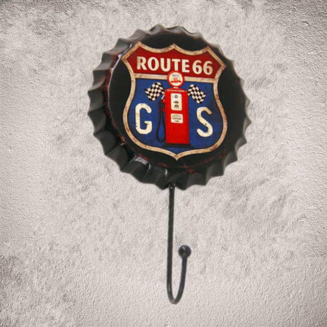 Crochet vintage forme capsule » Route 66 «