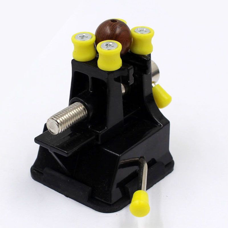 10-45mm Sucker Type Vise Mini Table Vise Woodworking Bench Clamp Simple and Convenient for Clamping&Holding Small Object