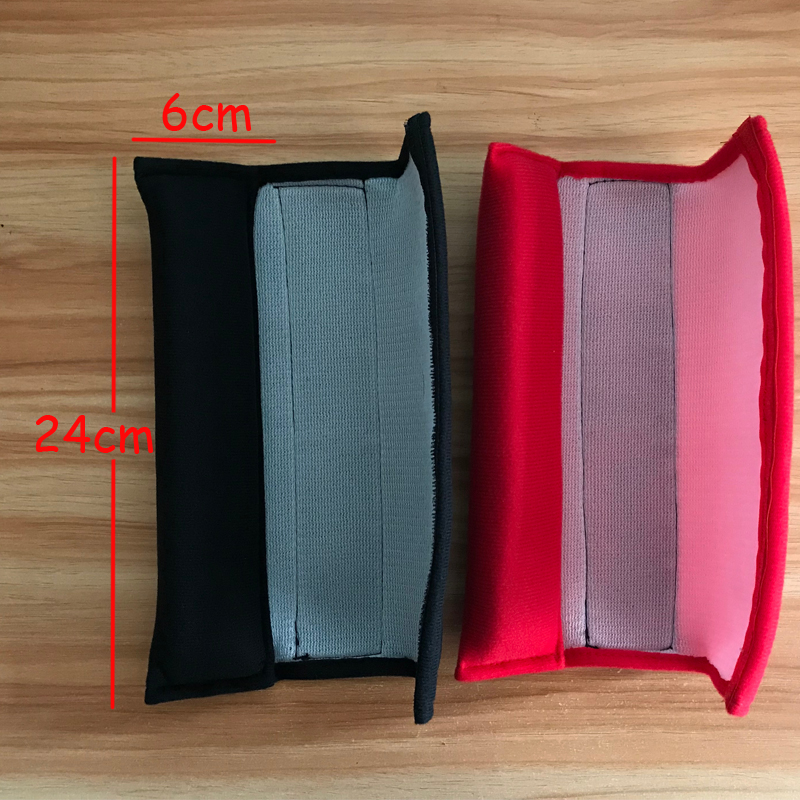 JDM Racing seat modification emblem Hella Flush Car soft seat belt cover cotton shoulder pad for bmw Mercedes audi accessories in Seat Belts Padding from Automobiles Motorcycles
