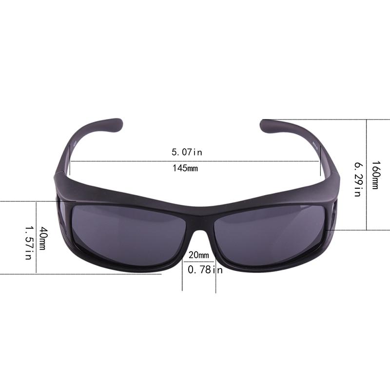 9fec84c5341f Товар Fishing driving Fit over glasses Polarized sunglasses Anti ...