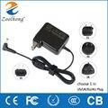 Оригинальный Zoolhong ноутбук AC адаптер для Lenovo Asus Toshiba BenQ 19 В 3.42A 5.5 X 2.5 мм сетевой адаптер питания зарядное устройство