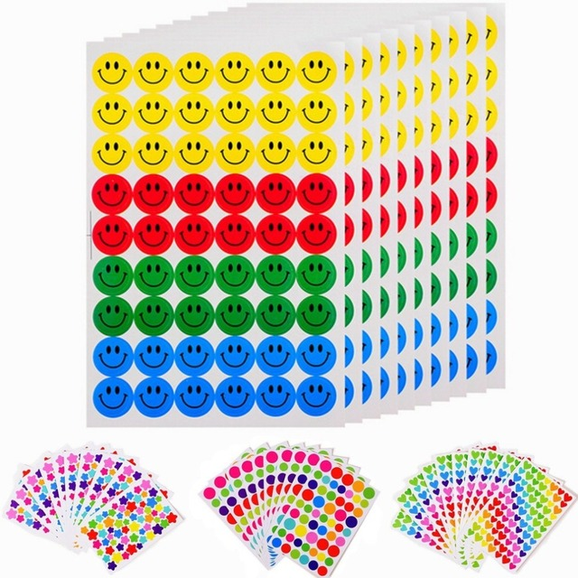 ACEHE Colorful DIY Photo Album Love Heart Star Round Circle Kids Stationery Diary