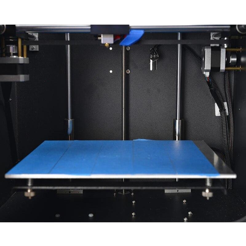 Extrusora de doble boquilla FDM 3D impresora de escritorio Imprimante PLA ABS filamento 3D máquina de impresión con para el diseño de juguetes y la educación - 6