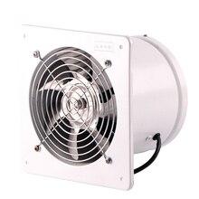 Cocina campana Extractora tipo de Pared extractor de aire del ventilador fuerte sustantivo engin extractor de aire de 6 pulgadas