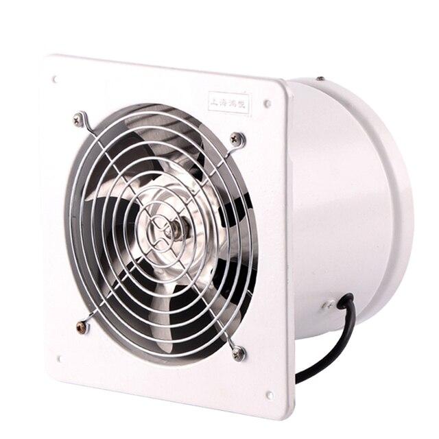 Strong Ventilator Kitchen Range Hood Wall Type Exhaust Fan Noun Engin Exhaust Fan 6 Inches In