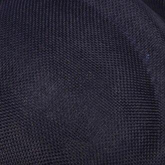 Новые женские шляпки с сеткой цвета хаки, модные женские шляпы с лентами для свадебной вечеринки, красивые аксессуары SYF570 - Цвет: Тёмно-синий