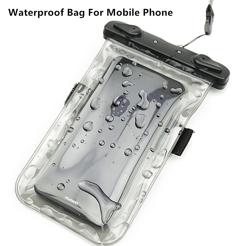 buy popular b6dce 458c1 Waterproof Bag Cell Phones Pouch Blackberry P9981/P9983/DTEK50/DTEK60 Dry  Case Cover Touch Screen Water Sports Swimming Bag