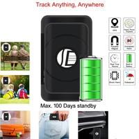 Franchise Car Gps Tracker Micro Positioning Tracker Car Vehicle Wireless Portable GPS Locator Waterproof Moto Burglar Tracker #2