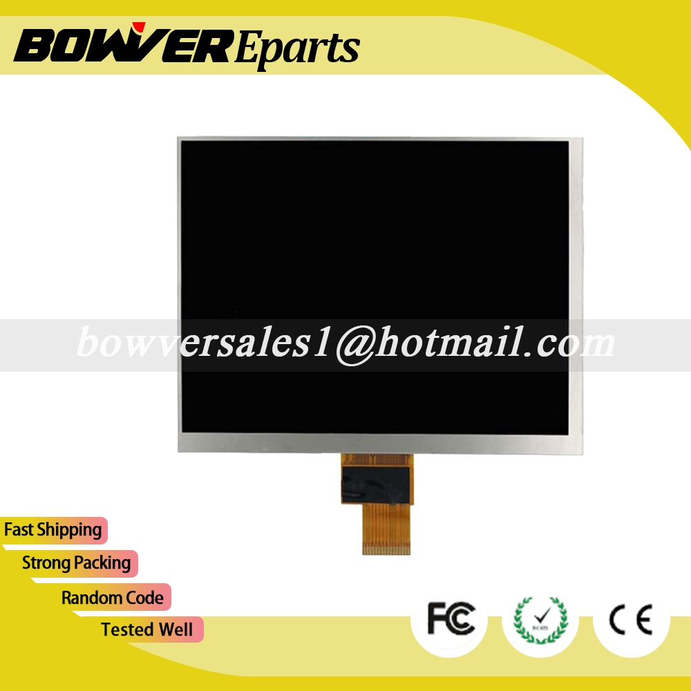 A+ HJ080IA-01E 8 LCD Screen M1-A1 8 inch HJ080IA-01E-M1-A1 32001395-00 IPS LCD display HJ080IA01E LCD Panel 174X136mm