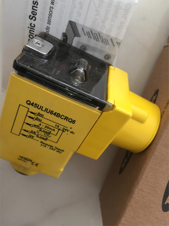 Q45ULIU64BCRQ6 ultrasonic sensor e4pa ls50 m1 ultrasonic sensor