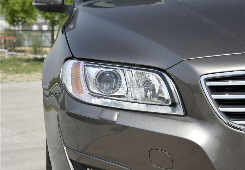 RGB angel eyes Volvo S80 S80L 2012 2013 2014 2015(7)
