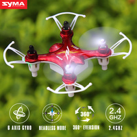 Syma X12S X12 Upgrade 4CH 6 Axis RC Quadcopter Pocket Size Mini Drone 2 4Ghz Remote
