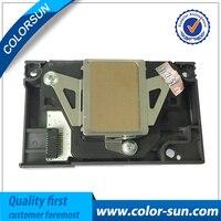 Оригинальный F173050 печатающей головки для Epson 1390 1430 R265 R260 R270 R360 R380 R390 RX580 RX590 1400 1410 Бесплатная доставка