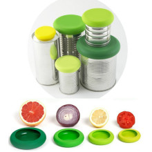 Creative silicone fresh-keeping set of four sets fruit and vegetable cover