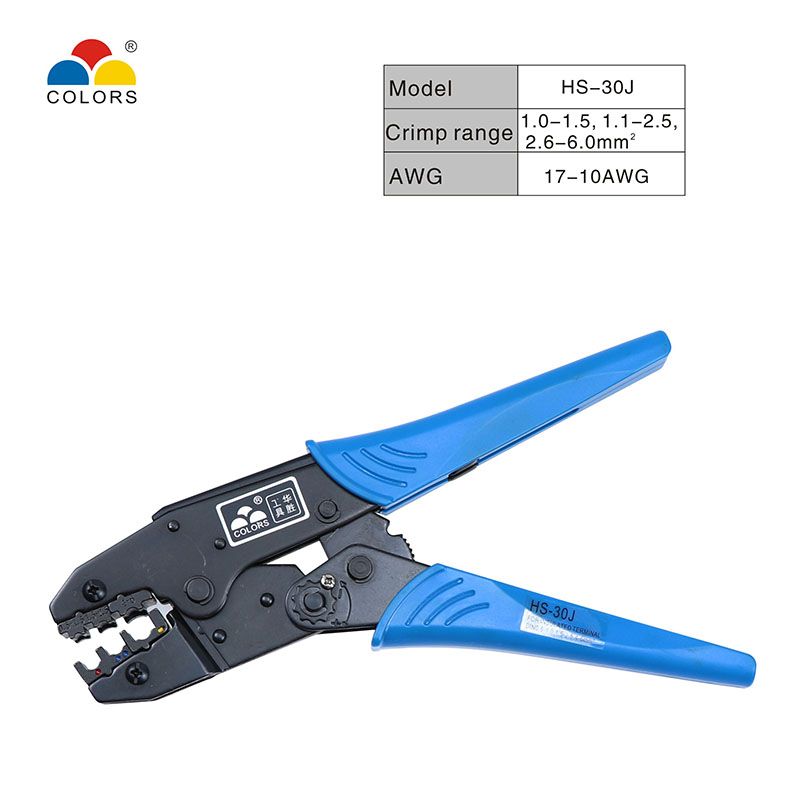 COLORS crimp cable wire cutter pliers crimper stripper tool crimping plier cutting alicate crimpzange alicates pinze crimpador image