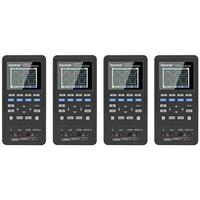 Hantek 3в1 цифровой осциллограф + генератор сигналов + мультиметр портативный USB 2 канала 40 МГц 70 МГц ЖК дисплей измерительный прибор инструменты