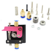 Improved Version Printer Parts MK8 Full Metal Aluminum Alloy Bowden Extruder