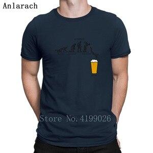 Image 3 - Tydzień rzemiosło piwne projekt śmieszny T Shirt Euro rozmiar formalny kreatywny T Shirt dla mężczyzn jednolity kolor Hip Hop komiczny Tee Shirt Funky
