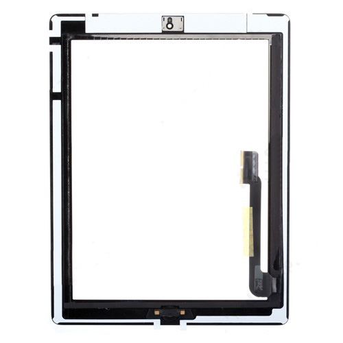 ipad 3 touch screen assembly black  (1)