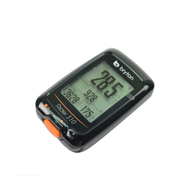 Bryton Rider 310 GPS bike bicycle cycling wireless computer speedometer Heart Rate Monitor Cadence Sensor rider 530 c gps bicycle bike cycling computer extension mount with ant cadence sensor garmin edge200 520 820 1000 1030