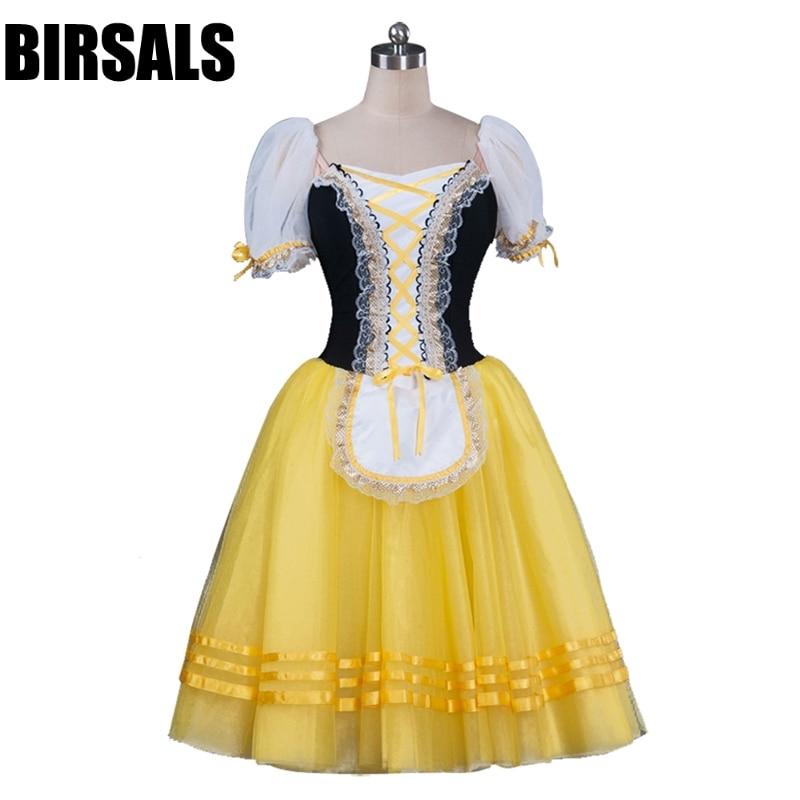 Women Black Yellow Giselle