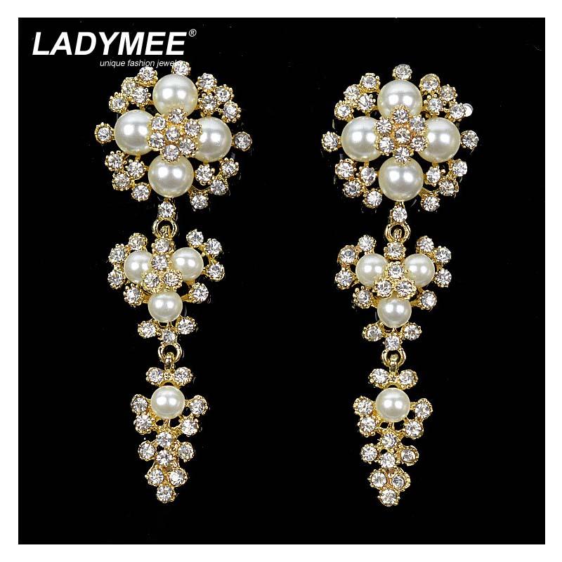 Modeschmuck ohrringe perlen  Online Get Cheap Modeschmuck Perle Ohrringe -Aliexpress.com ...
