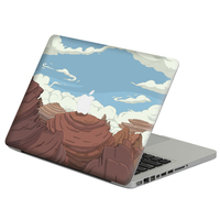 Animation cloud Laptop Decal Sticker Skin For MacBook Air Pro Retina 11