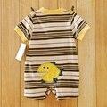 Babyrompers bebê meninas macacões macacão infantil criança bodysuit meninos shortalls babywear one-pieces roupa do bebê