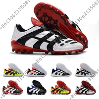 93be15fd Original Mens Predator Football Shoes Dream Back 98 Predator Accelerator  Champagne Predator Football Boots Soccer Shoes